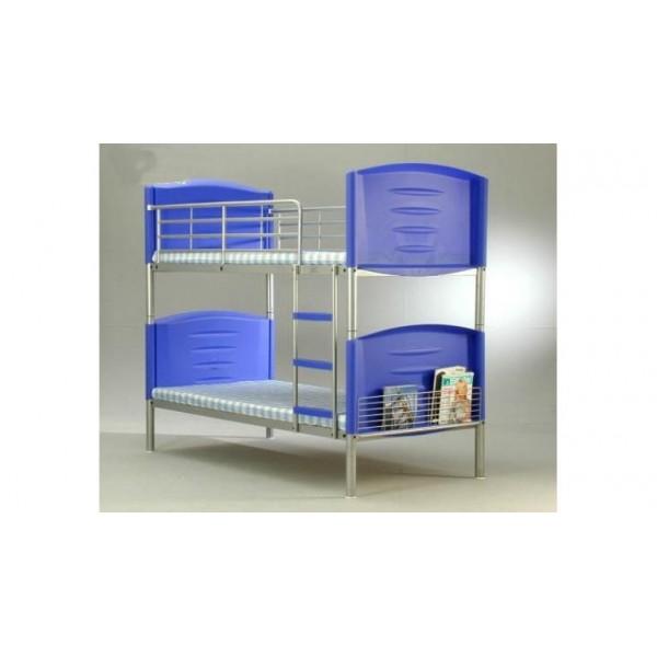 Olimpa acél emeletes ágy - RAKTÁRRÓL azonnal vihető