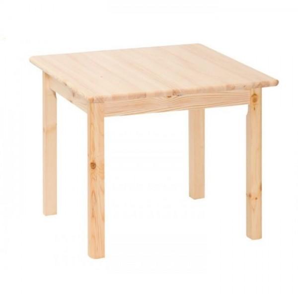 Kihúzható négyzetes asztal