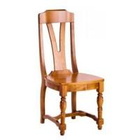 Diópáccal kezelt szék
