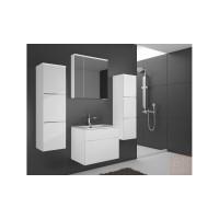Pitypang fürdőszoba bútor - fekete vagy fehér színben
