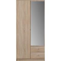 Optima OP3 tükrös akasztós szekrény