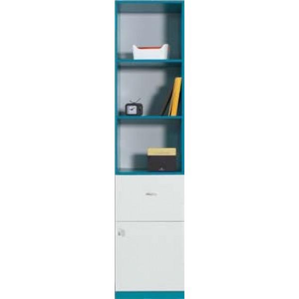 Monor MO5 - nyitott magas szekrény