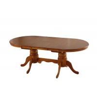 Vilmos kinyitható antik asztal