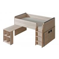 Gusztin 15 - emelt ágy + asztal RAKTÁRON
