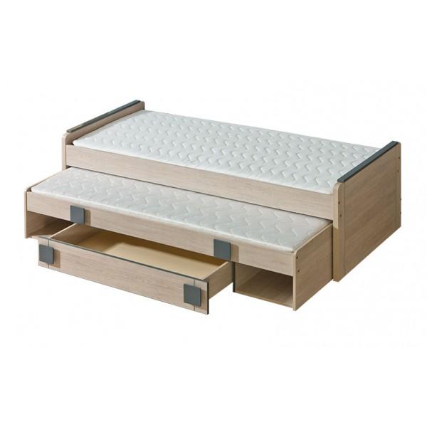 Gusztin 16 - dupla ágy
