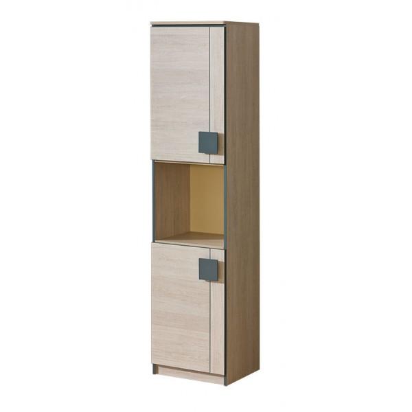 Gusztin 18 - polcos szekrény