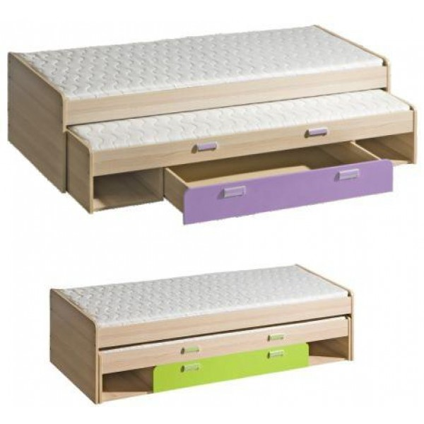Ego 16 - dupla ágy