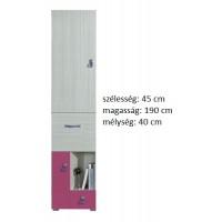 Kami KM3 - polcos szekrény