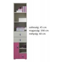 Kami KM4 - polcos szekrény