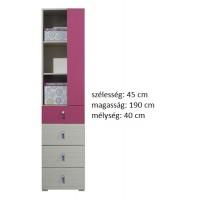 Kami KM6 - polcos szekrény