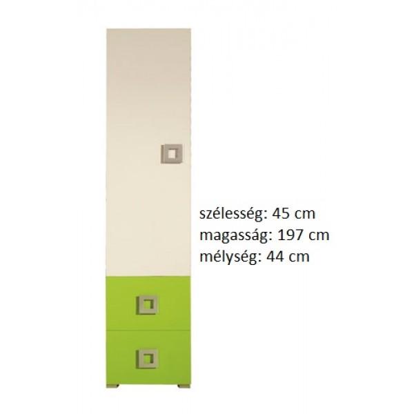 Lavina LA3 - polcos szekrény