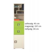 Lavina LA4 - polcos+fiókos szekrény