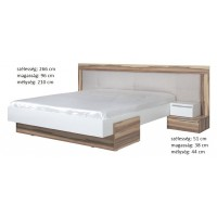 Marina modern dizájn ágy
