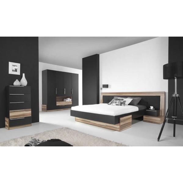 Marina B - komplett modern hálószoba bútor