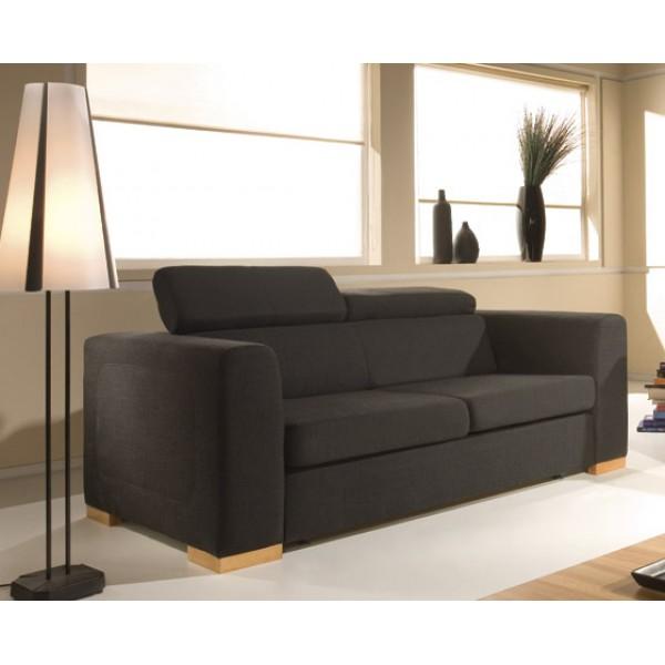 Lona kanapé - állítható fejtámlás