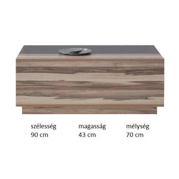 Morella MR15 - dohányzó asztal