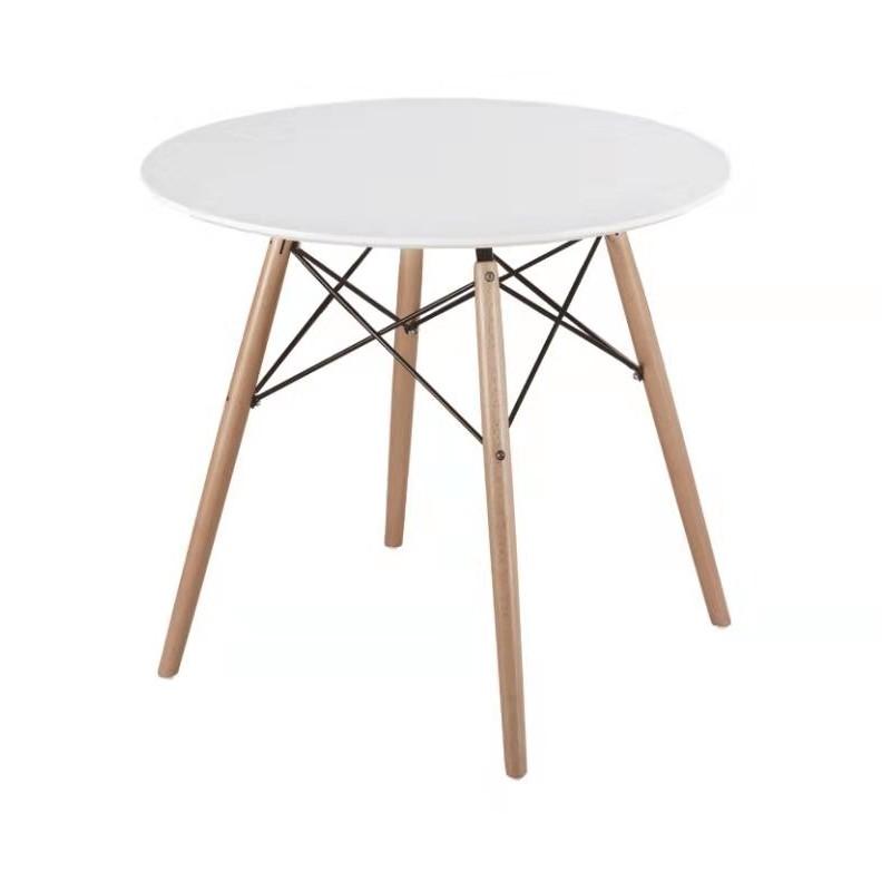 Eiffel stílusú étkezőasztal