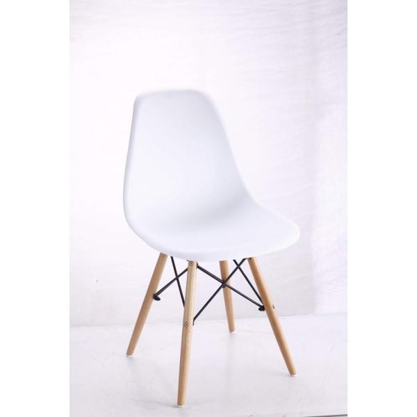 Eiffel stílusú szék, étkezőszék (fehér)