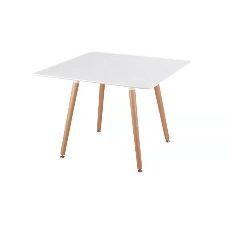 Svéd stílusú étkezőasztal (80x80)
