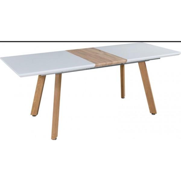 Svéd stílusú étkezőasztal (bővíthető)