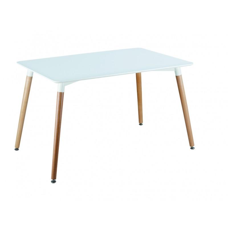Svéd stílusú étkezőasztal