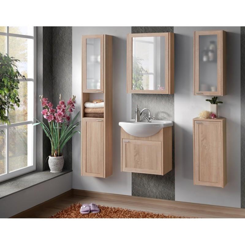 Pran fürdőszoba bútor (elemenként is rendelhető)