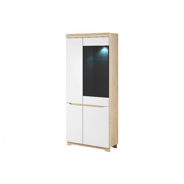 ARVEN A01 vitrines szekrény