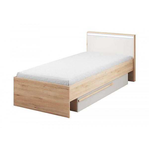 HARMONY H08 ágyneműtartós ágy