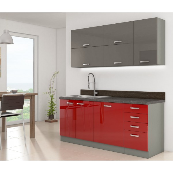 Hard konyhabútor 1,8m-től, elemenként is
